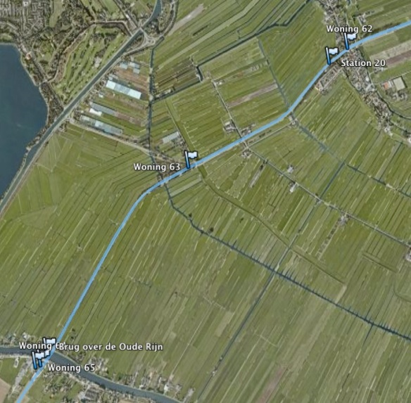 aarlanderveen-gouwsluis. Foto: google maps/Kees Boskamp