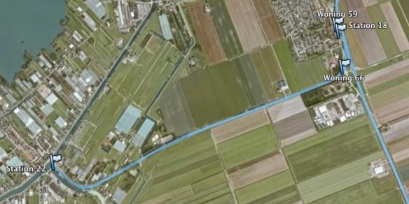nieuwveen-ter aar Foto: Google Earth/Kees Boskamp