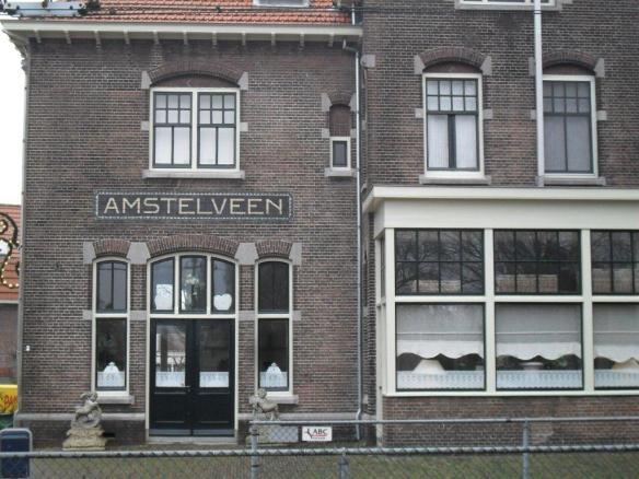 station Amstelveen foto Bert Gortemaker