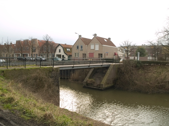 Dirksland Trambrug Haven