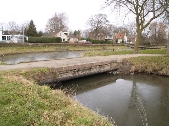 Dirksland trambrug Tramweg