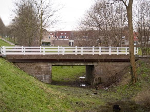Middelharnis trambrug Oudelandsedijk
