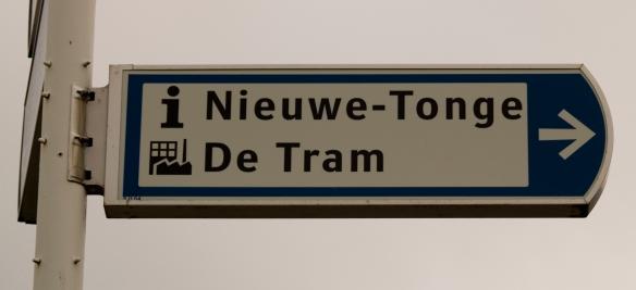 Nieuwe-Tonge bedrijventerrein De Tram