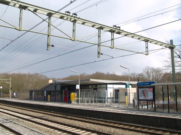 Station Santpoort Noord