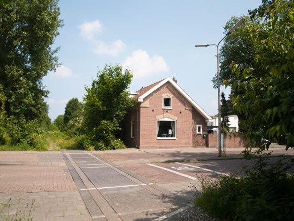 Spoorwoning 8 in Driehuis