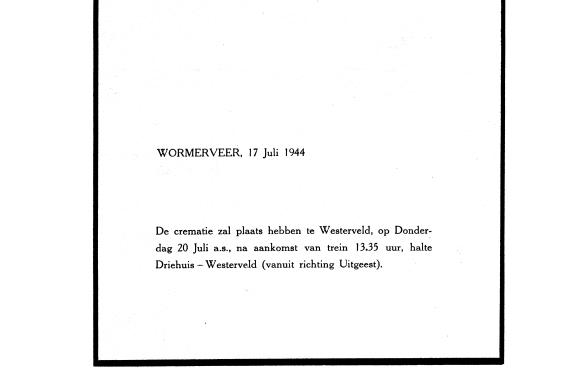 Archief Kees Veenis