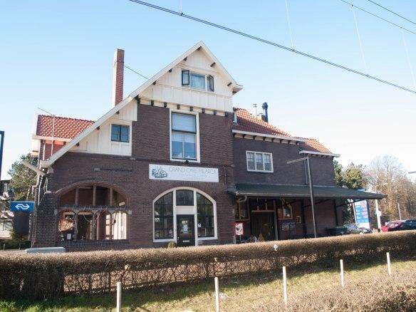 Station Santpoort Zuid