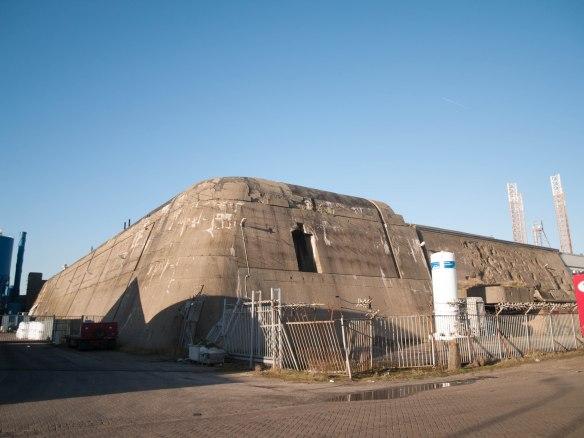 Schnellboot bunker BY IJmuiden