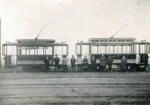De kurk waarop de NZH-trams dreven