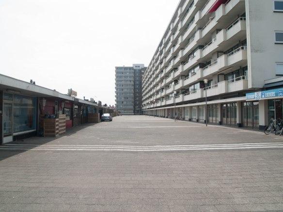 De huidige Passage in Zandvoort.